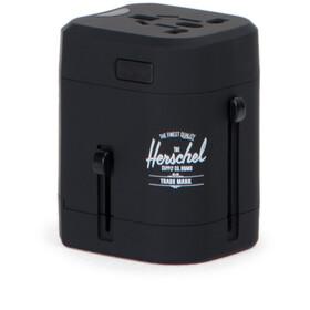 Herschel Travel Adapter, sort